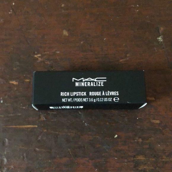 MAC Cosmetics Other - Mac Mineralize Rich Lipstick Posh Tone